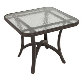 AB Bronze Square Coffee Table