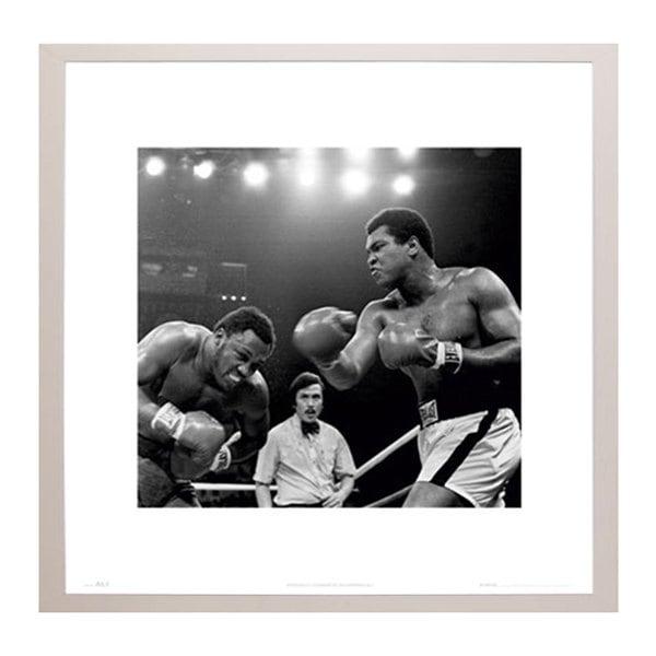 Muhammad Ali Thrilla Print Framed Art