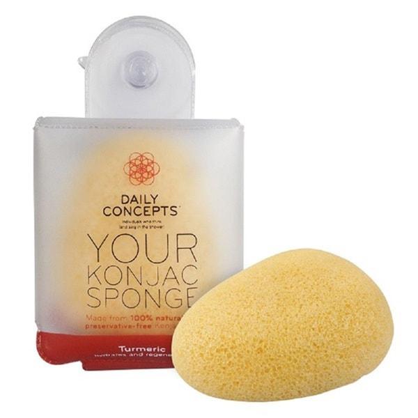 Daily Concepts Your Konjac Sponge Charcoal