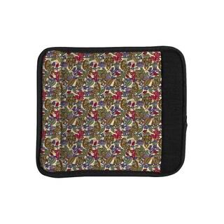 KESS InHouse Julia Grifol 'My Boobooks Owls' Luggage Handle Wrap