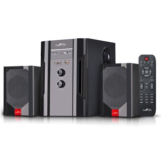 beFree Sound 2.1-channel Surround-sound Bluetooth Speaker System
