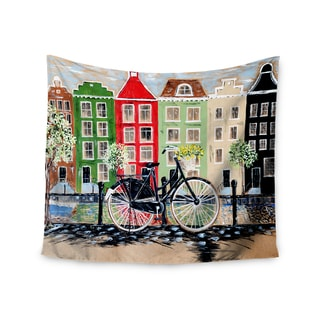 Kess InHouse Christen Treat 'Bicycle' 51x60-inch Wall Tapestry