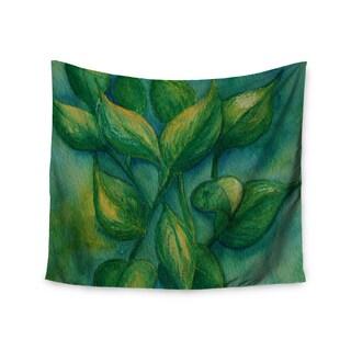 Kess InHouse Cyndi Steen 'Beginnings' 51x60-inch Wall Tapestry