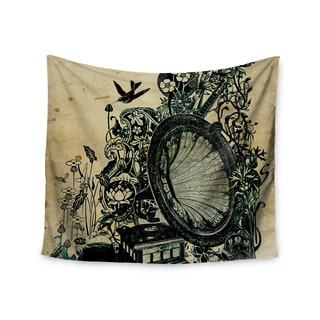 Kess InHouse Frederic Levy-Hadida 'Sound of Nature' 51x60-inch Wall Tapestry