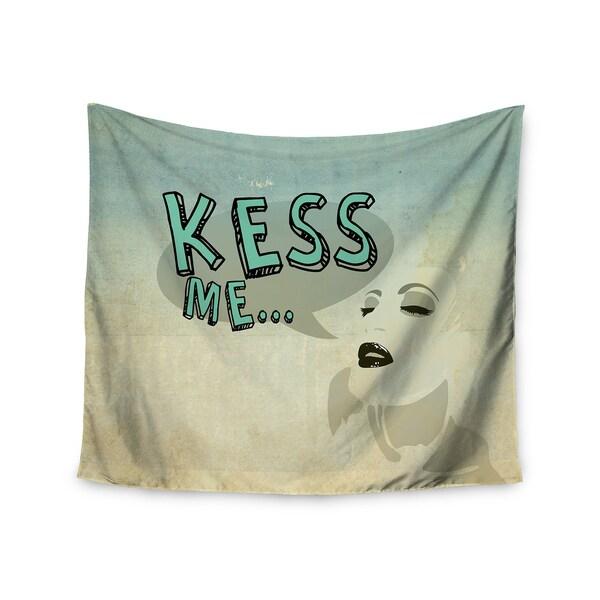 KESS InHouse iRuz33 'KESS Me' 51x60-inch Tapestry