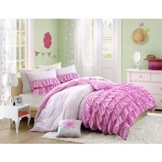 Mi Zone Ellen Pink 5-piece Comforter Set