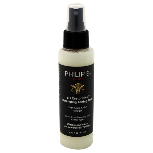 Philip B pH Restorative 4.23-ounce Detangling Toning Mist
