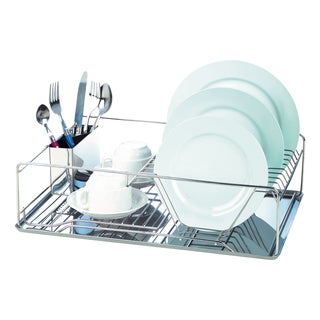 Euro-Ware Stainless Steel Heavy Duty Dish Rack