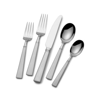 Mikasa Simpatico Stainless Steel Flatware (Case of 65)