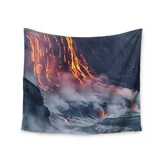 Kess InHouse KESS Original 'Lava' 51x60-inch Wall Tapestry