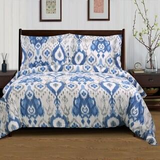 Superior 300 Thread Count Cotton Mountlake Duvet Cover Set