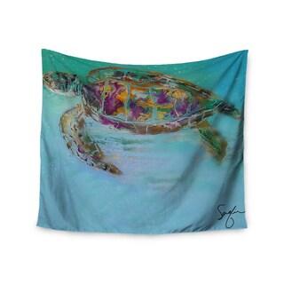 Kess InHouse Josh Serafin 'Mommy' 51x60-inch Wall Tapestry