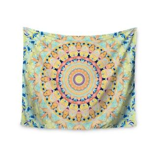 Kess InHouse Iris Lehnhardt 'Flourish' 51x60-inch Wall Tapestry