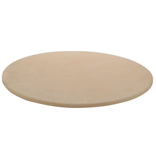 Hanover Ceramic Pizza Stone/Deflector