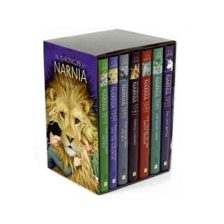 The Chronicles of Narnia (Hardcover)