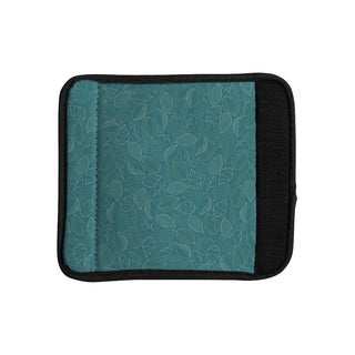 KESS InHouse Emma Frances 'Autumn Leaves' Luggage Handle Wrap