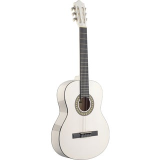 Stagg C542 WH White Classical Guitar