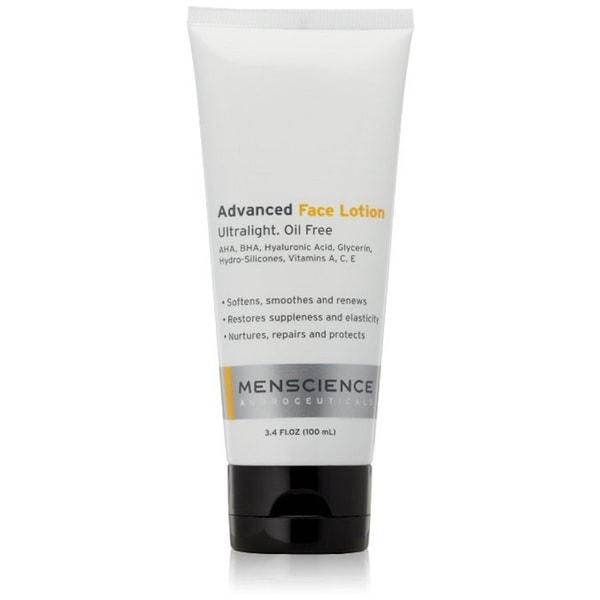 Menscience Advanced 3.4-ounce Face Lotion