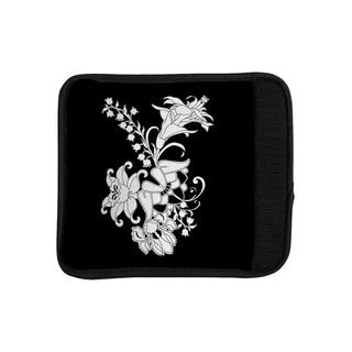 KESS InHouse Vikki Salmela 'My Garden' Luggage Handle Wrap