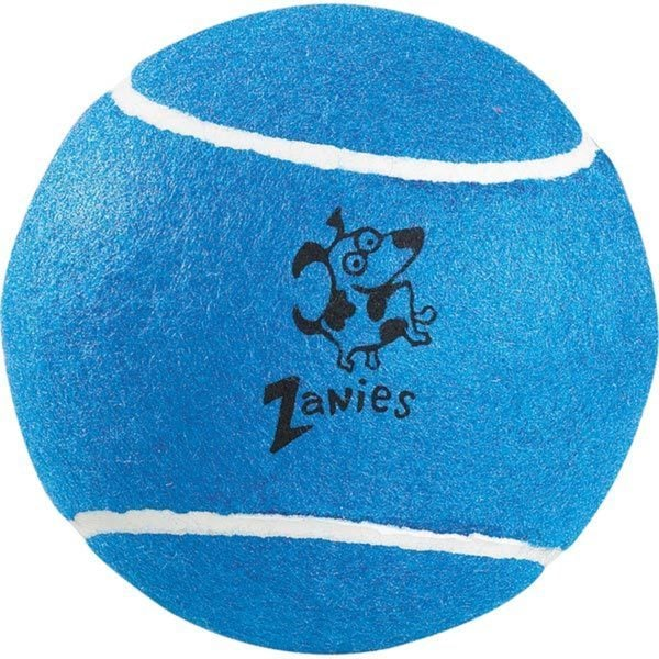 Zanies Tennis Ball 5-inch Dog Toys (Set of 2)