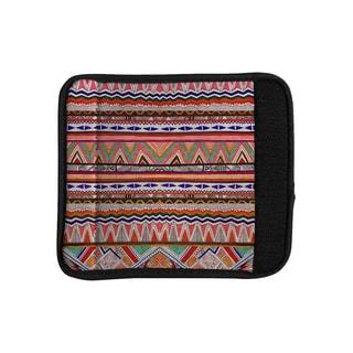 KESS InHouse Vasare Nar 'Native Tessellation' Luggage Handle Wrap