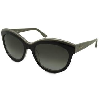 Ferragamo Women's SF757S Cat-Eye Sunglasses