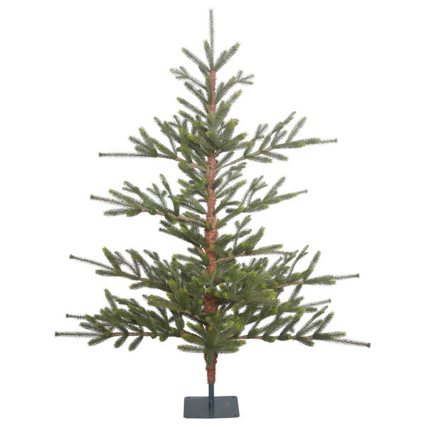 Vickerman Bedrock Pine 5 Foot Artificial Christmas Tree