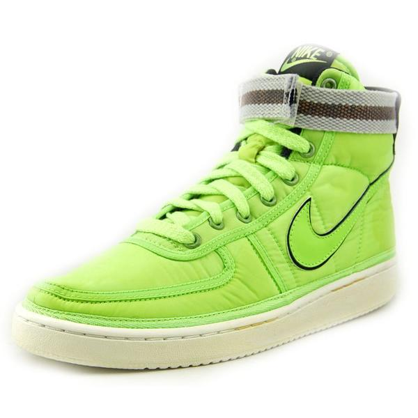 Nike Men's Vandal High Supreme Green Synthetic High Top Athletic Shoes