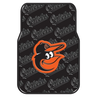 The Northwest Company MLB 343 Orioles Car Front Floor Mat