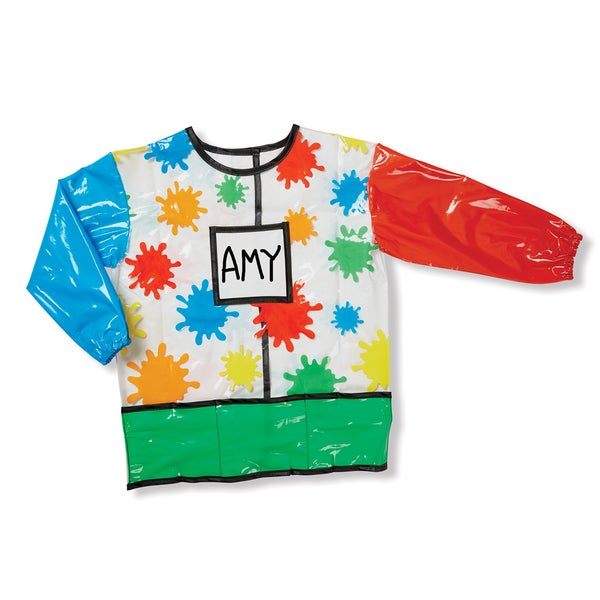 Melissa & Doug Long-Sleeve Artist Smock