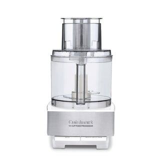 Cuisinart DFP-14BCWN White/Brushed Stainless Steel Food Processor