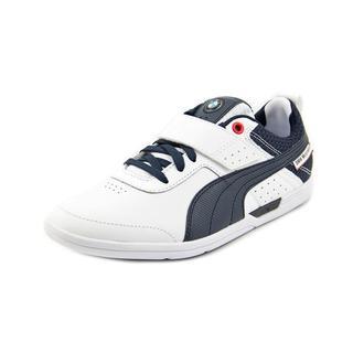 Puma Men's 'BMW MS MCH' Leather Athletic Shoes