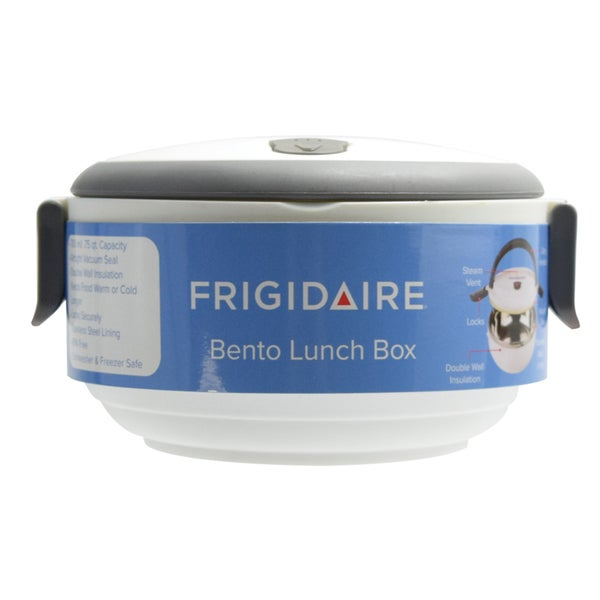 Frigidaire Bento White Lunch Carrier