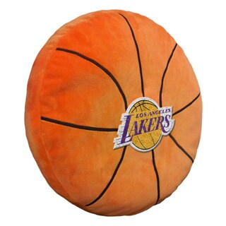 The Northwest Company NBA 199 Lakers 3D Sports Pillow