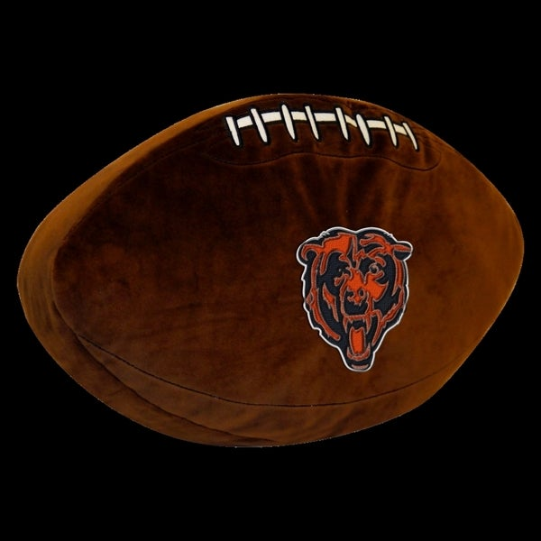 The Northwest Company NFL 199 Bears 3D Sports Pillow