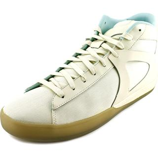 Alexander McQueen By Puma Men's 'Step Mid' Canvas Athletic Shoes