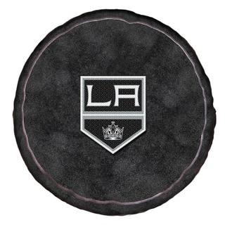 The Northwest Co Black/White/Silver Polyester NHL 199 LA Kings 3D Sports Pillow