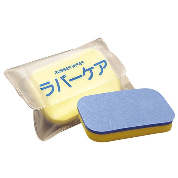 Butterfly Rubber Care Racquet Cleaning Sponges (Pack of 6)