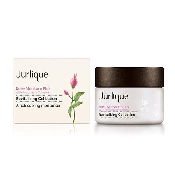 Jurlique Rose Moisture Plus Revitalising 1.7-ounce Gel Lotion With Antioxidant Complex
