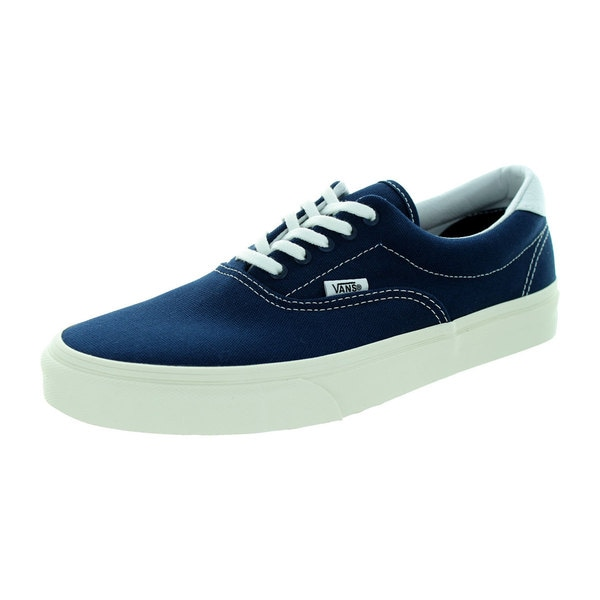 Vans Unisex Era 59 Blue 10-ounce Canvas Skate Shoe