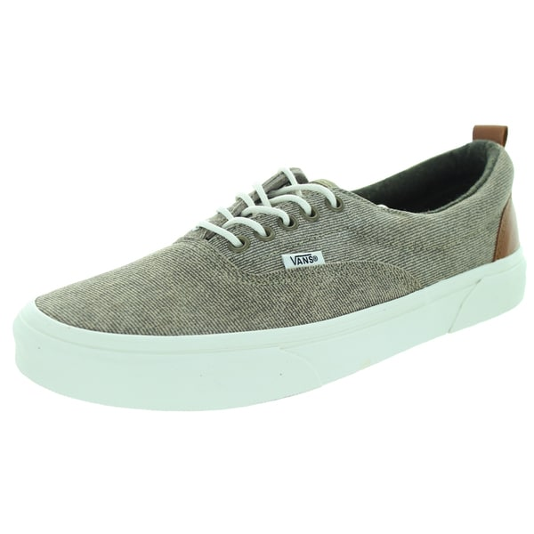 Vans Unisex Era Brown Suede Skate Shoes