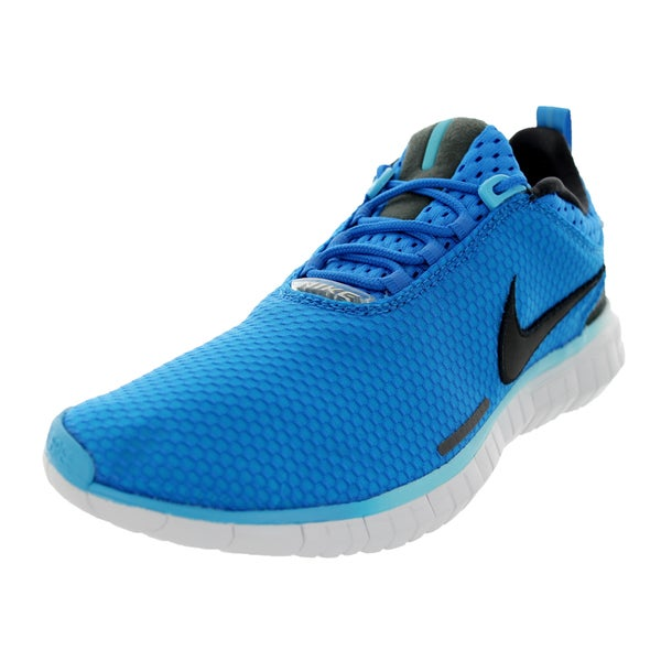 Nike Men's Free OG Blue Mesh Running Shoes
