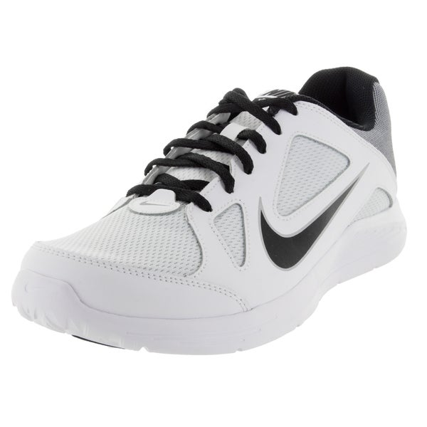 Nike Men's CP Trainer White/Black/Metallic Silver Training Shoes