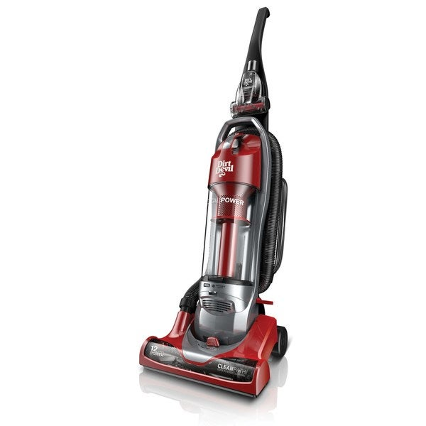 Dirt Devil Total Power Cyclnc Upright Vacuum