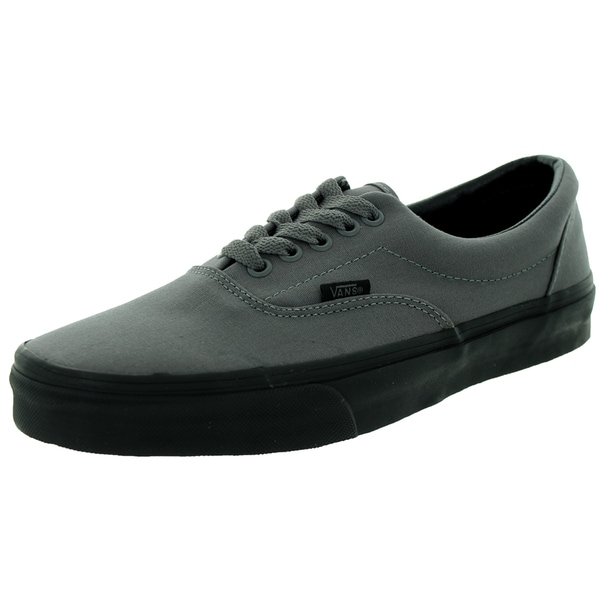 Vans Unisex Era Grey Canvas Skate Shoes