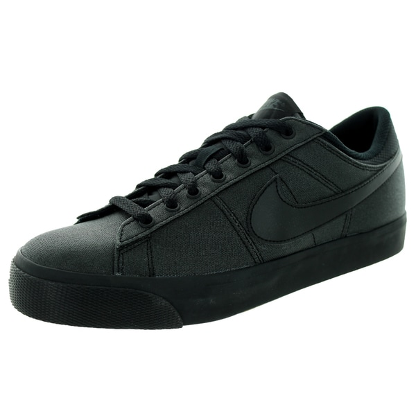 Nike Men's Match Supreme Txt Black/Anthracite/Light Brown Synthetic Casual Shoes