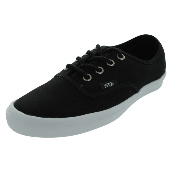 Vans Authentic Lite Black Canvas Casual Shoes