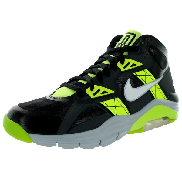 Nike Men's Lunar 180 Trainer SC Black Mesh Walking Shoes