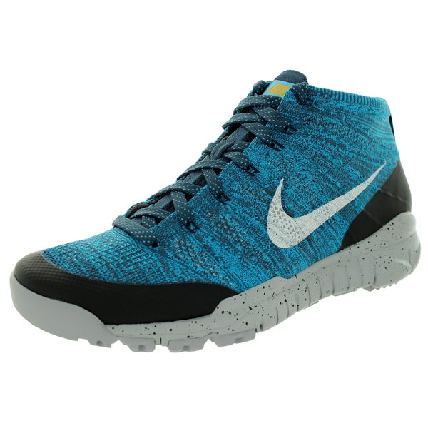 Nike Men's Flyknit Trainer Chukka FSB BlueTraining Shoe