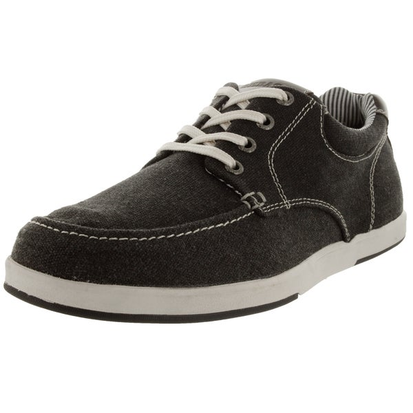 Sebago Men's Mason Lace-up Black Casual Shoes